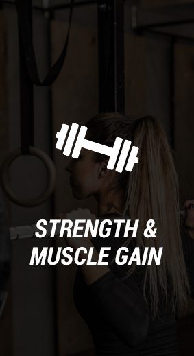 Strength & Muscle Gain in Goshen, NY