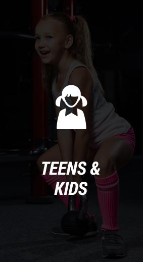 Teen/Kids Fitness in Goshen, NY