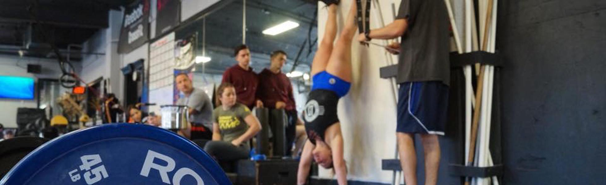 Drop In at HV Tribe CrossFit in Goshen, NY